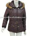Dama de la moda chaquetas( mujer chaquetas, abrigo deinvierno)