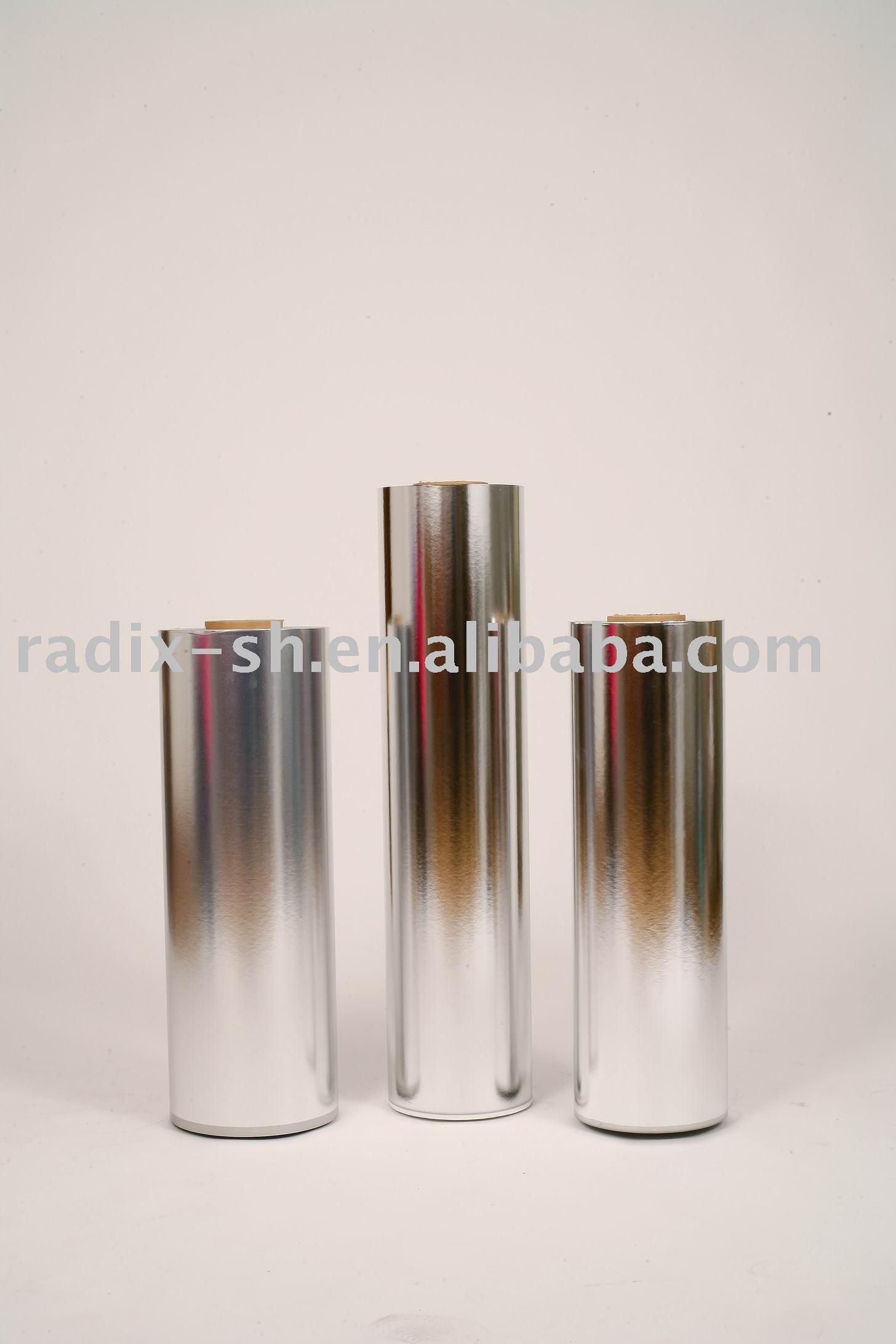 metallised