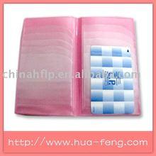 plastic name business card case holder