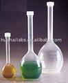 De plástico matraz aforado ( ldpe ), aparatos de laboratorio, el equipo de laboratorio