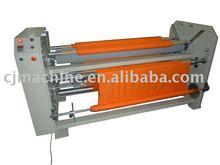 Tubular knitted fabric splitting machine (slitting machine)
