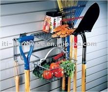 Garden Rack and Basket