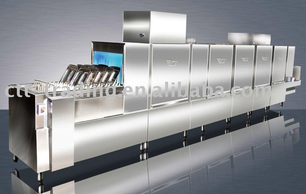 flight dish machine