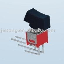 miniature rocker and lever handle switch (SRLS-202-C4H)