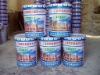 Spray polyurea waterproofing coating
