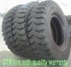Heavy equipment radial OTR tires