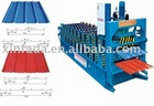 double layer roll forming machine,metal tile making machine