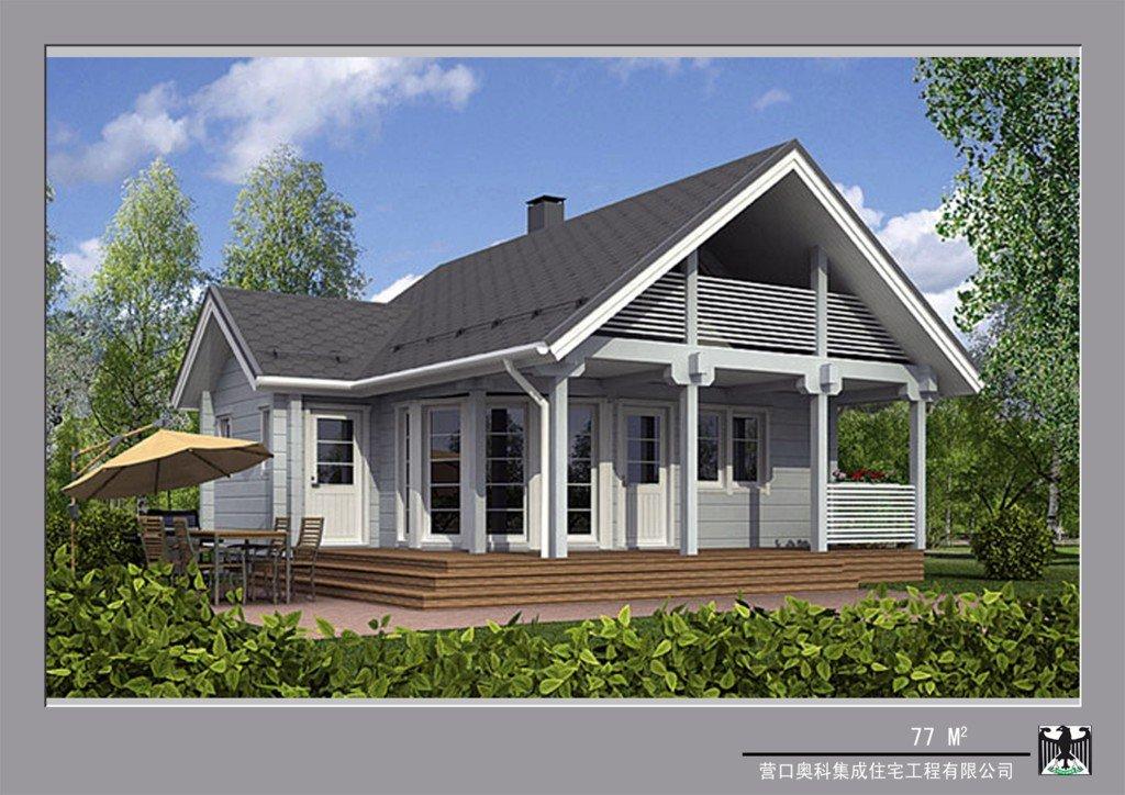 Finland Log Homes