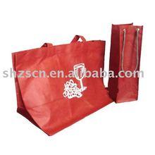 promotional wine bag