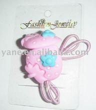 elastic hair bands(hair accessory,hair decoration,hair ornament)