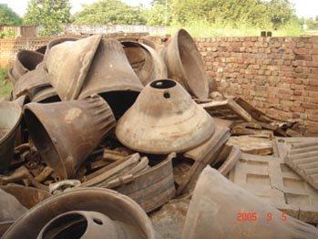 Manganese Steel Scrap