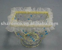 metal crafts for cosmetic packing