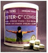NUTRITION PRODUCT : Ester-C Combo