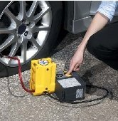 Airman Instant Tire (Tyre) Repair System c/w Dunlop GmbH Sealant