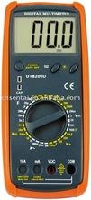 DT8200D 3 1/2 Digital Multimeter with protection of misplug