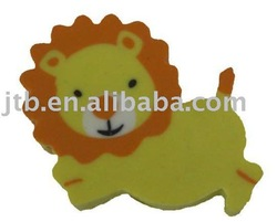 Stationery Lion Eraser