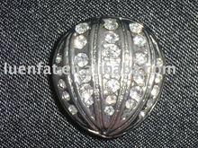 2012 hot sale rhinestone buttons ,fashion buttons,garment button
