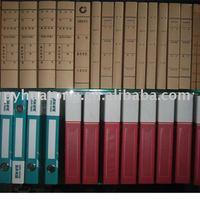 A4 expanding file case