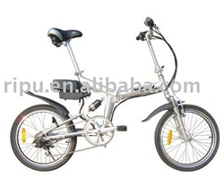 Foldable Electric Bicycle, CE Electric Bike