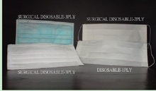 disposable medical products - Face mask Size Color Description Code