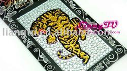 rhinestone sticker / acrylic crystal stickers / cell phone sticker