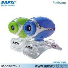 usb webcam,Y20,usb webcam factory,manual focus,WHELK design