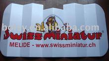 cardboard car sunshade