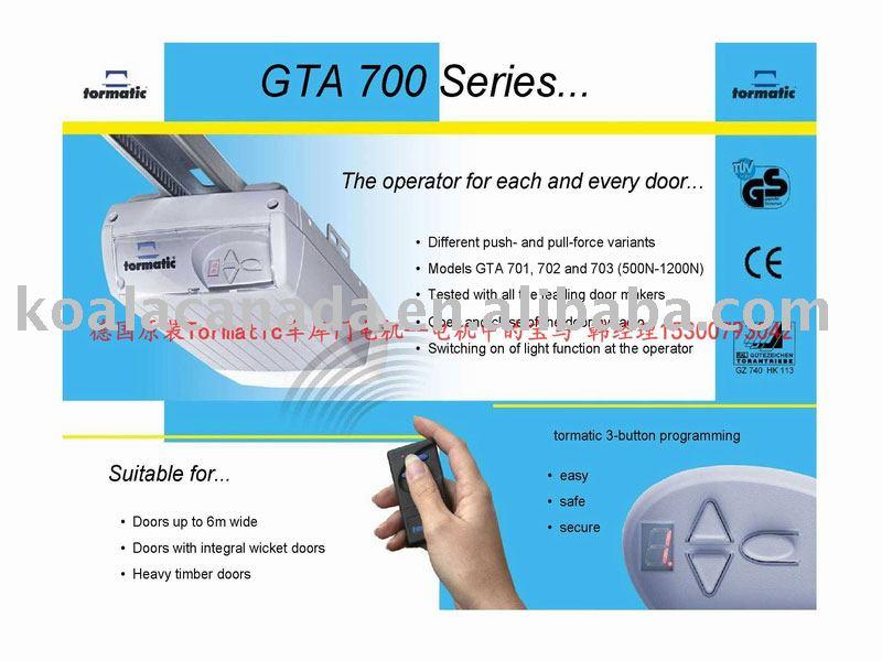 Genie Garage Door Opener Remote CONTROL FOB GICT390-3BL GATE