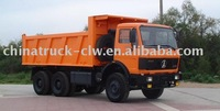 delivery of goods heavy dump truck price