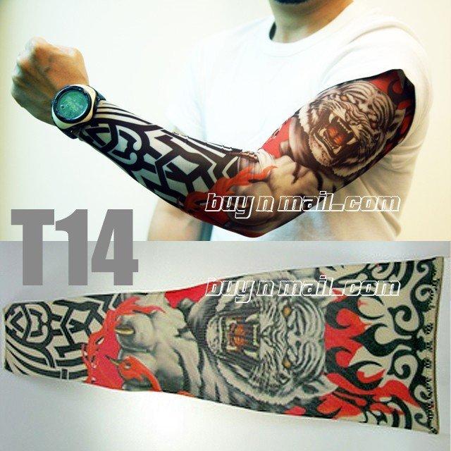 Tribal Tattoo Arm Sleeve Designs. nylon tattoo arm sleevesody