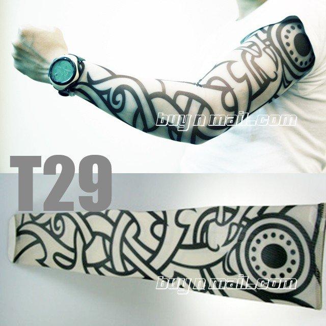 See larger image: nylon tattoo arm sleevesody tattoo sleeves/tattoo tribal