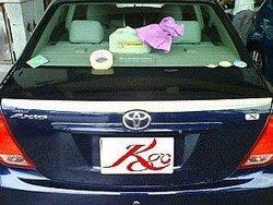 car body kits-spoiler-Axio