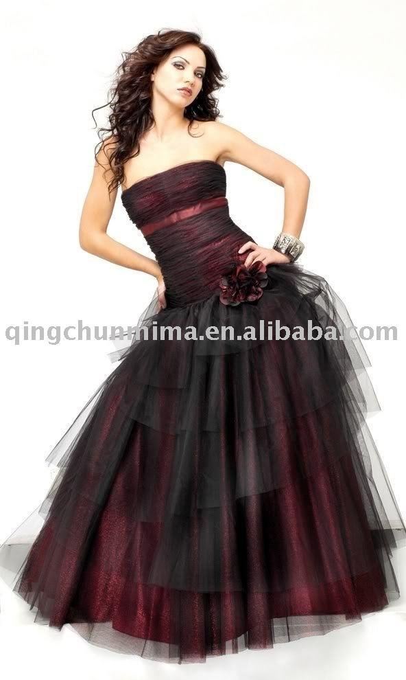 Rocker Girl Prom Dresses