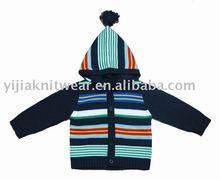 100% cotton Childrens Sweater