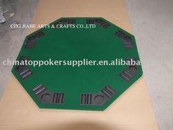 octagonal poker table top