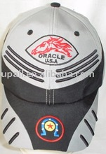 6 panel cotton twill baseball caps