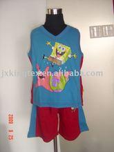 china supplier child printed t-shirt