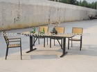Royal plastic wood outdoor furniture