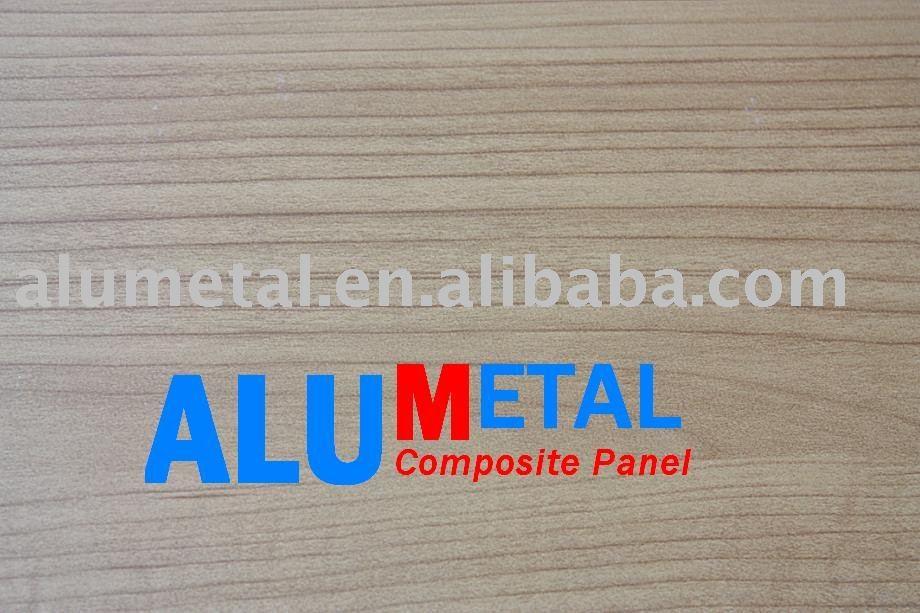 ... composite panel > Wooden wall cladding acp Aluminum Composite Panel
