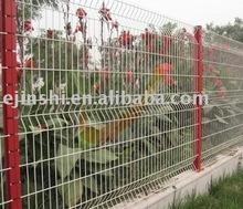 Three Cornered Bending Wire Fencing