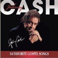 Johnny Cash Chapter & Verse 14 Favorite Gospel Songs CD