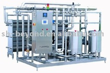 aseptic plate UHT pasteurizer