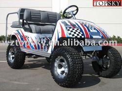 Gasoline Powered Golf Cart GGF09