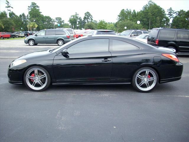 toyota camry solara 2003. CAR 2004 Toyota Camry Solara