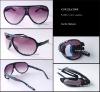 Foldable sunglasses(with football attachment,hot sale fashion sunglasses style)