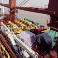 Profissional especiais e carga a granel exportadas para o transporte - george