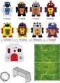 Rc robot de fútbol,/r c robot de fútbol
