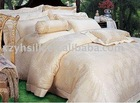 OEKO-Tex silk bedding set ,Home textile