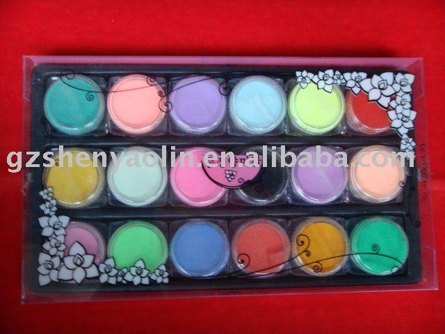 acrylic nail art. 18 Colourful Nail Art Acrylic