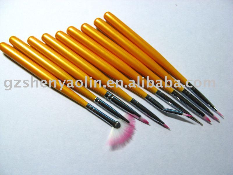 acrylic nail art. 9 Acrylic UV Gel Nail Art